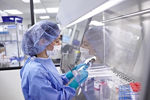 مختبر الخلايا الجذعية
